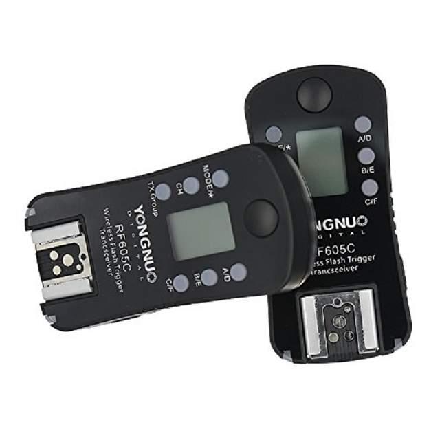 RADIO FLASH YONGNUO RF605c WIRELESS PARA NIKON