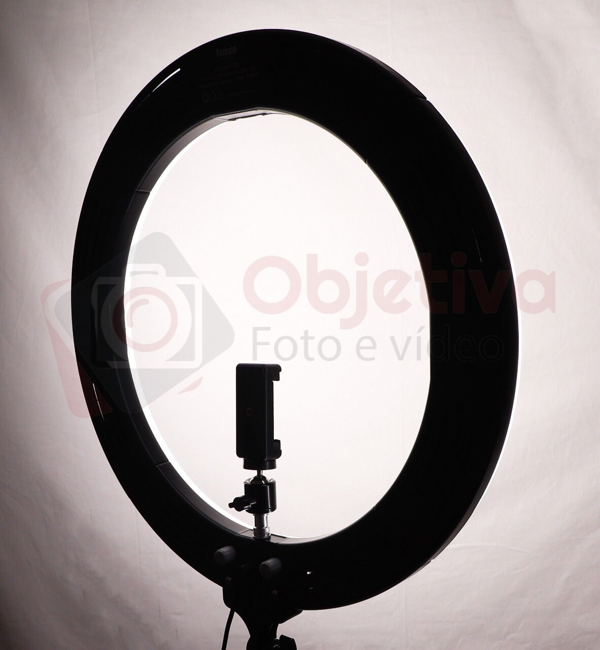 RING LIGHT COMPLETO RL-18