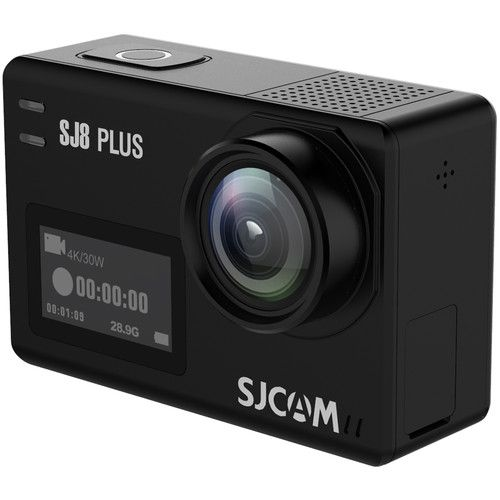 SJCAM SJ8 PLUS ACTION CAM 4K 30FPS WI-FI COM ESTABILIZADOR INTERNO