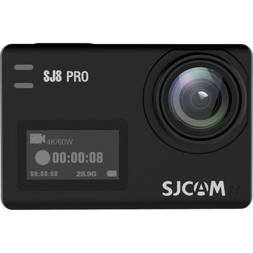 SJCAM SJ8 PRO ACTION CAM 4K 60FPS WI-FI COM ESTABILIZADOR INTERNO