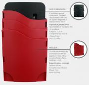 Kit Organizador de papeis Flexwave - Kit com 3 módulos