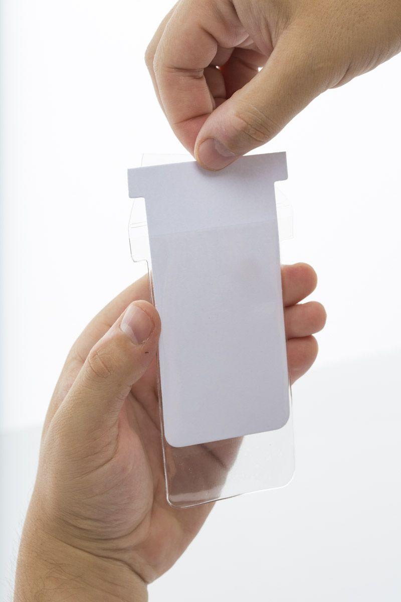 Protetor para Cartão T - Pacote com 50 unidades