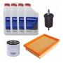 Kit Troca Oleo Filtros 5w30 Semissintetico Colbat Spin