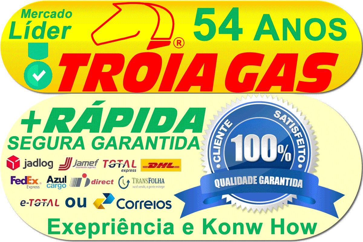 100 Anilhas para conexão e vedação GNV Revenda