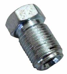 100 Niples Porca 13mm para conexão GNV