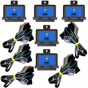 05 Simuladores de Sonda Flex Duplo TURY T68 Preço de Revenda