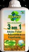 3 em 1 Ecopirol 1 L - Adubo Foliar, Adjuvante e Espalhante