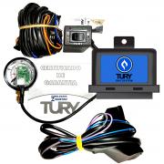 Chave Comutadora T1000A e Simulador de Sonda T64 TURY GAS