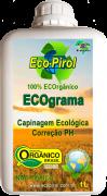 ECOgrama Ecopirol - Capinnagem Ecológica, Corrige PH, Enraizador, ...