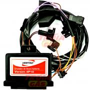 Emulador 4 Bicos com Chicote Conectores VERPTRO Versim 4