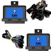 Emulador de 4 Bicos T54A e Simulador de Sonda T63 Universal TURY GAS