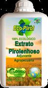 Extrato Pirolenhoso Ecopirol - Corrige PH, Repelente, Enraizador, Quelante, ...