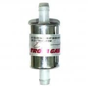 Filtro GNV 12 mm 5ª e 6ª Geração Protege Bicos e MAP