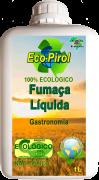 Fumaça Líquida Ecopirol 1L Concentrado para Gastronomia