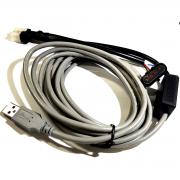 Interface USB STAG Programação GNV 5ª e 6ª geração TURY e Várias Marcas