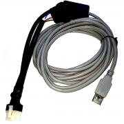 Interface USB STAG Cabo de Programação 5ª e 6ª Geração e Variadores TAP