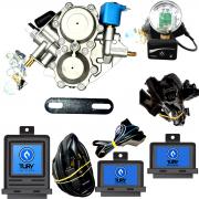 Kit 3ª geração Redutor Lovato 120Hp e Eletrônicos 1 combustível líquido