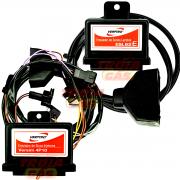 Kit Emulador de 4 Bicos e Simulador de Sonda Etanol Fixo Álcool Versim4 ESL62E