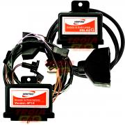Kit Emulador de 4 Bicos e Simulador de Sonda Gasolina Fixo Versim4 ESL62G
