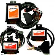 Kit Emulador de 4 Bicos Simulador Sonda Gasolina Variador Versim4 ESL62G SR12