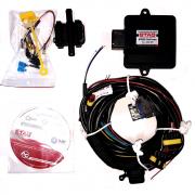 Kit Set Eletrônicos 5ª Geração STAG 200 GosFast 4 TURY GAS