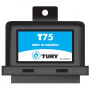 Reset de Memória T75 Tury Gás-Apaga os erros da injeção