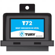Reset Nível Combustível T72 TURY GAS