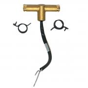 Sensor de Temperatura da Água Landi Renzo 5ª geração c/abraçadeiras