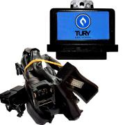 Simulador de 4 Bicos Injetores com Chicote TURY GAS T54A