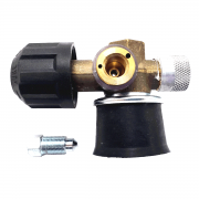 Válvula de Cilindro Sem Pescoço Ventilada Rodagas GNV