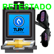 Variador de Avanço T36B RETESTADO TURY GAS  conector GM Chevrolet