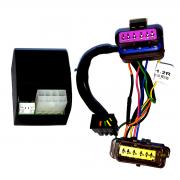 Variador Acelerador Eletrônico GNV T47.2 R Citroen Peugeot Plug & Play TURY GAS