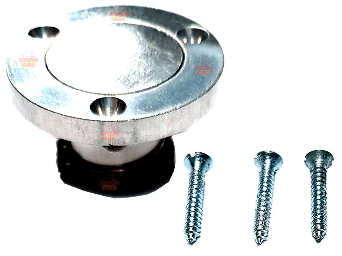 2 Válvulas de Alívio Protege Filtro de Estouros e Backfire no GNV