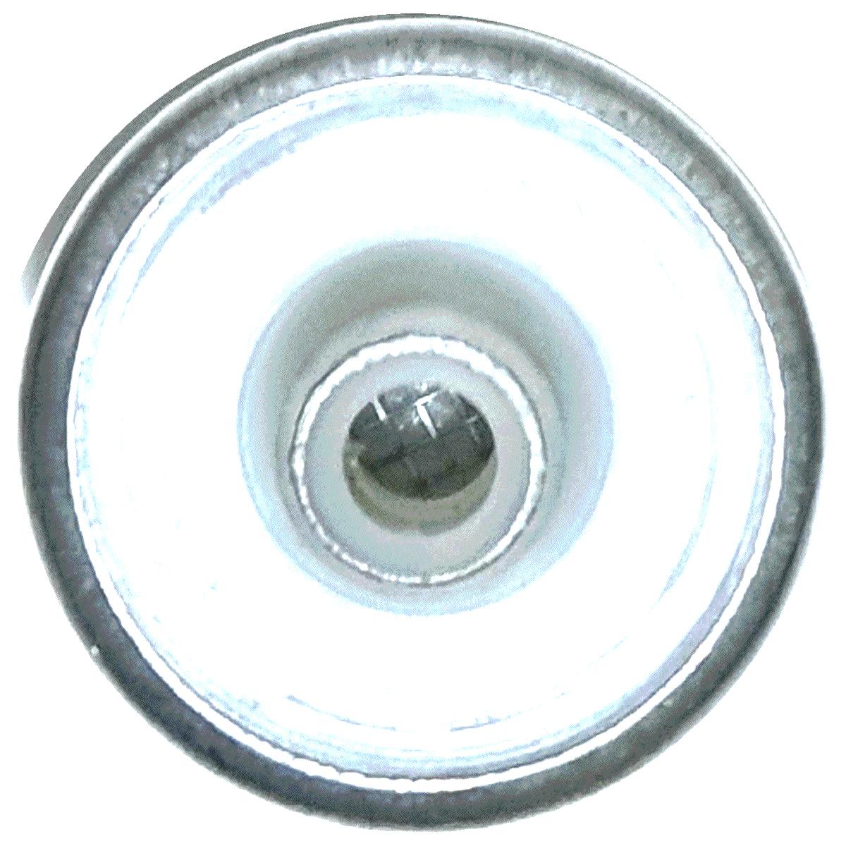 6 Filtros GNV 12 mm TROIAGAS 5ª e 6ª geração protege bicos maioria dos kits