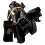 Chicote T54A do Emulador conectores 4 Bicos Original TURY, IGT E40, SGV
