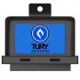 Módulo Emulador de 4 Bicos Injetores T54 Sem Chicote TURY GAS