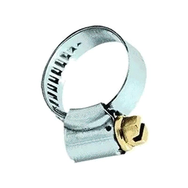 Abraçadeira Metálica 09 a 13 mm ou 3/8 para mangueiras