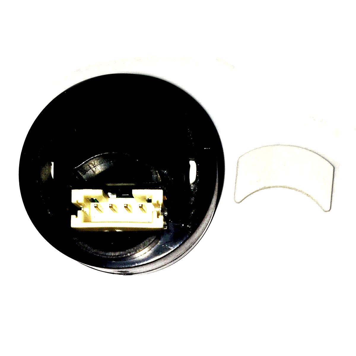 Botão GNV Kit 5ª geração Tomasetto Achille