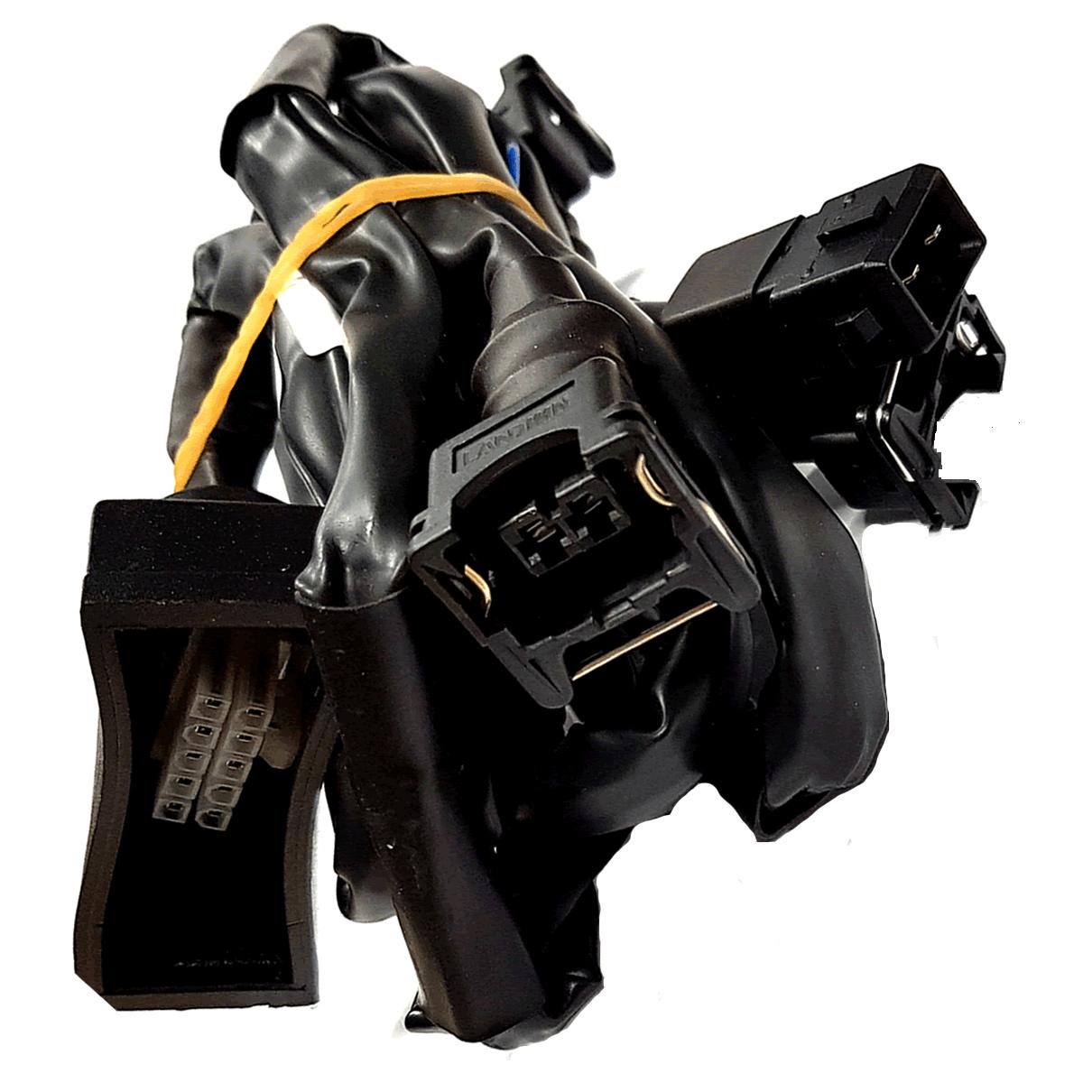 Chicote do Emulador de 4 Bicos e Simulador de Sonda TURY T53A