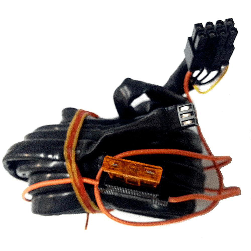 Chicote T1000 B 6m p/Comutadora TURY GAS T1000 T1011 T1015 IGT