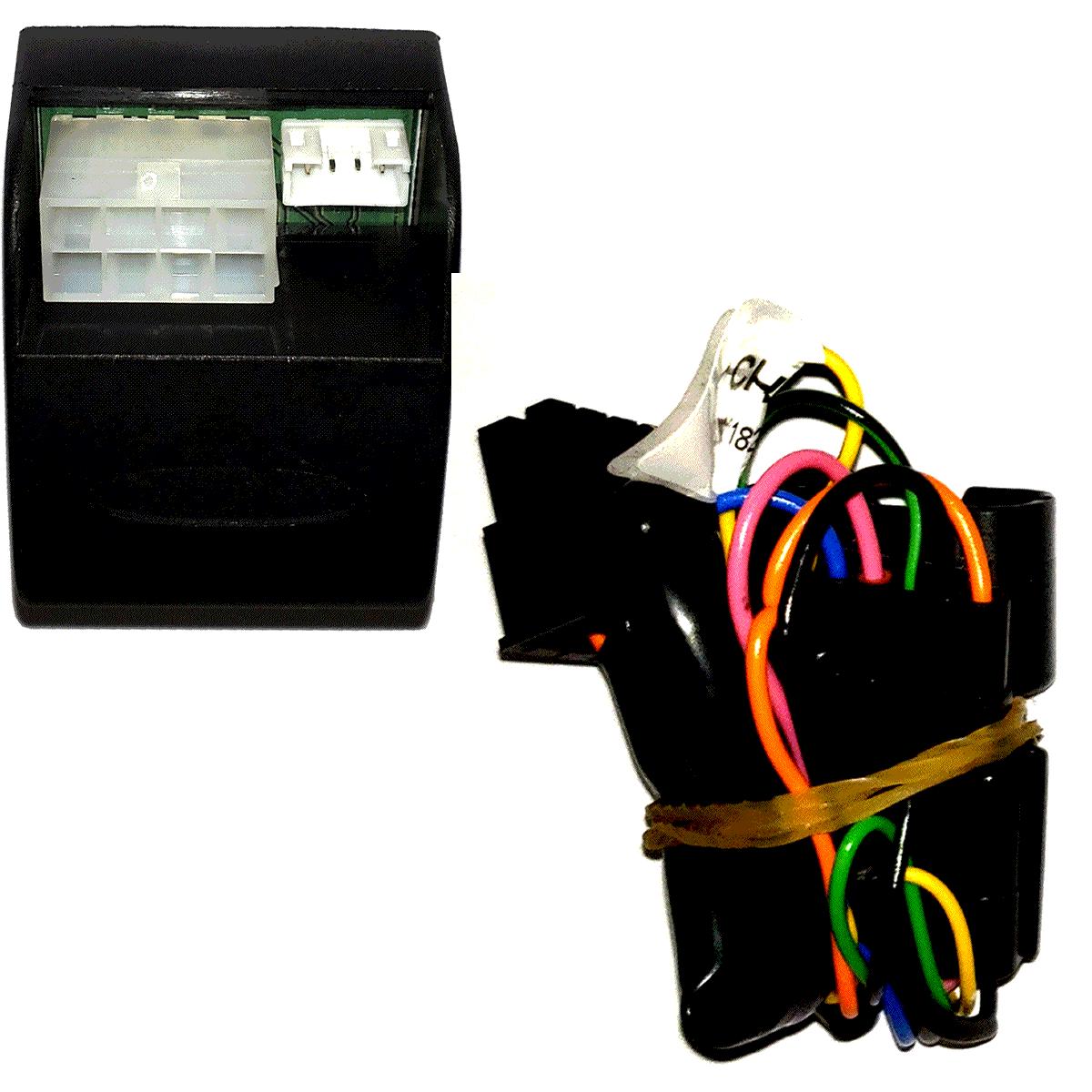 Variador T47 B Acelerador Eletrônico GNV Fiat GM Jeep Nissan Plug & Play TURY GAS