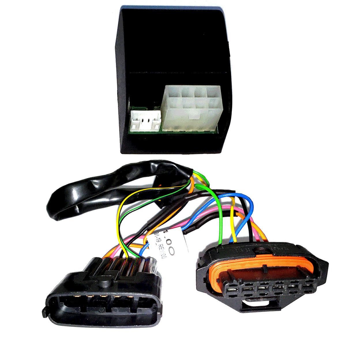 Variador T47 O Acelerador Eletrônico GNV Fiat Jac Kia VW Subaru Volvo ... TURY GAS