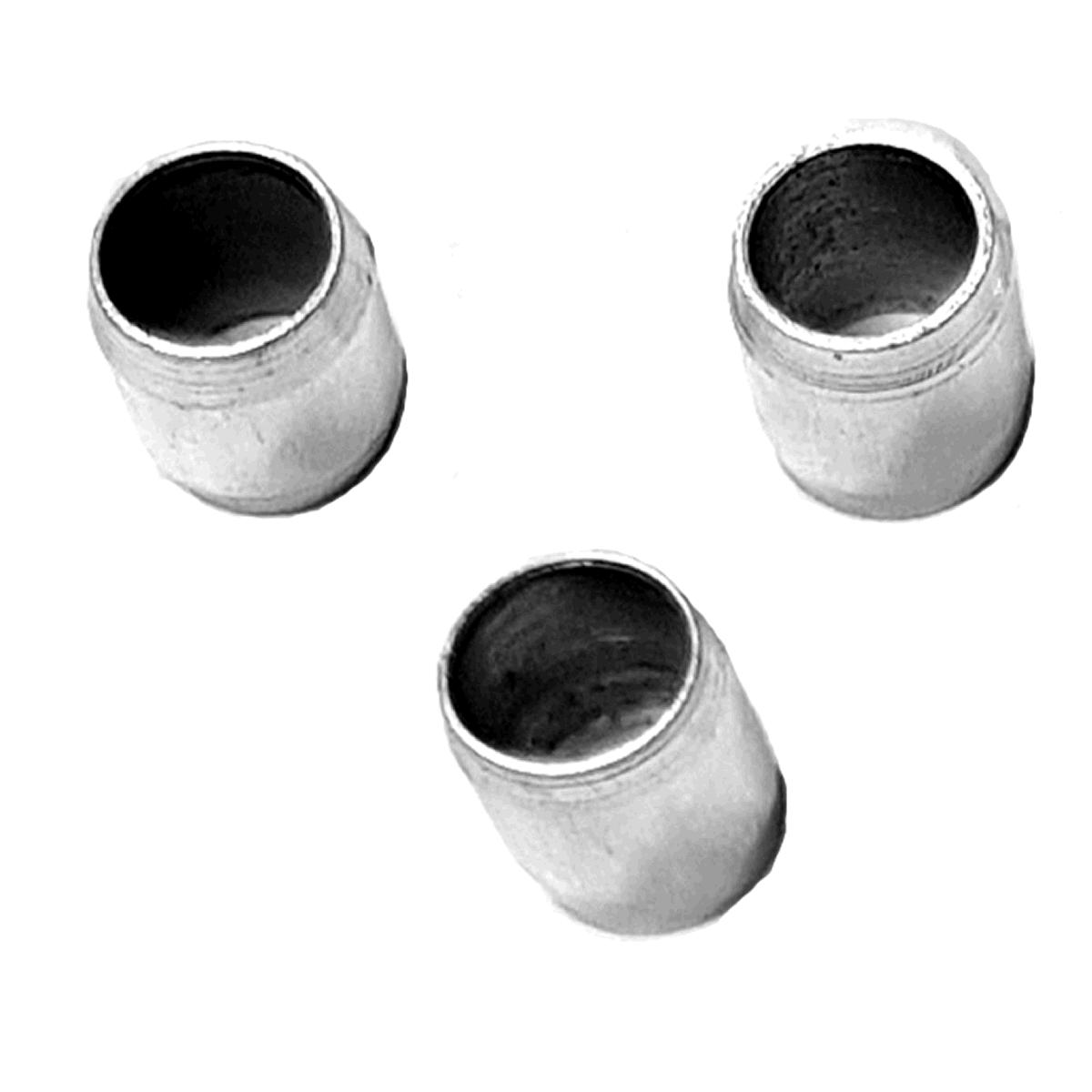 Kit Tubo de Alta GNV Revestido 4 Fixações e Conexões Qualquer Geração
