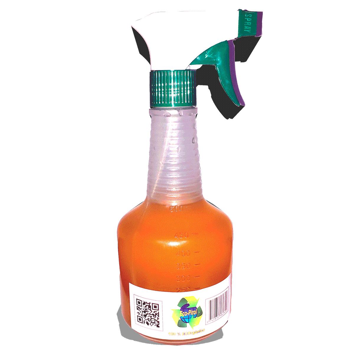 3 em 1 Spray - Ecopirol 500 ml Adubo Foliar Adjuvante Espalhante