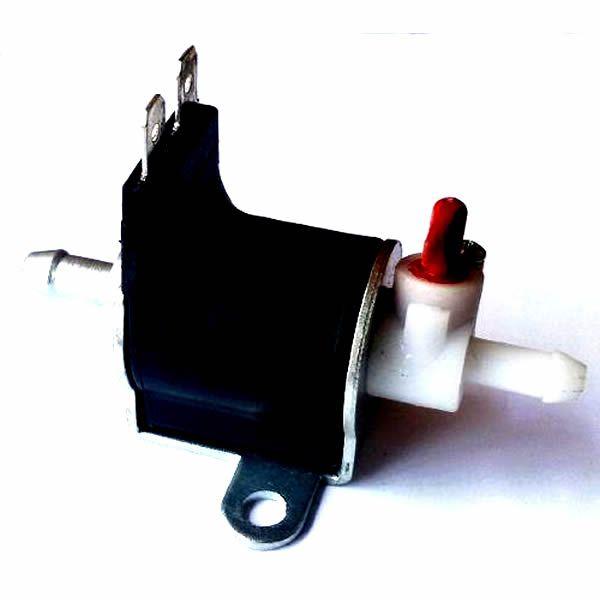 Eletroválvula p/ Veículo Carburado corta o líquido