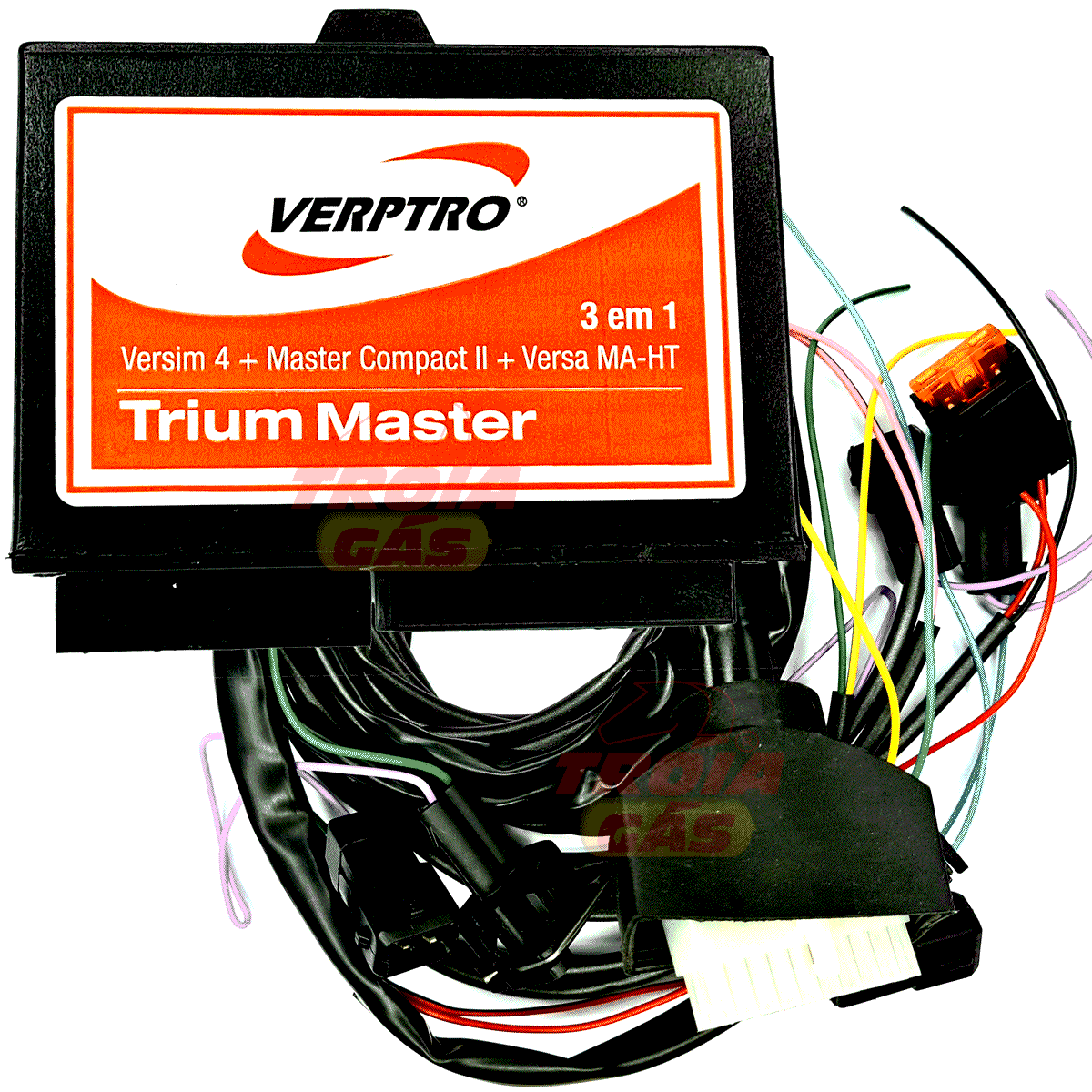Emulador Bicos Simulador Sonda Variador TRIUM 3x1 VERPTRO