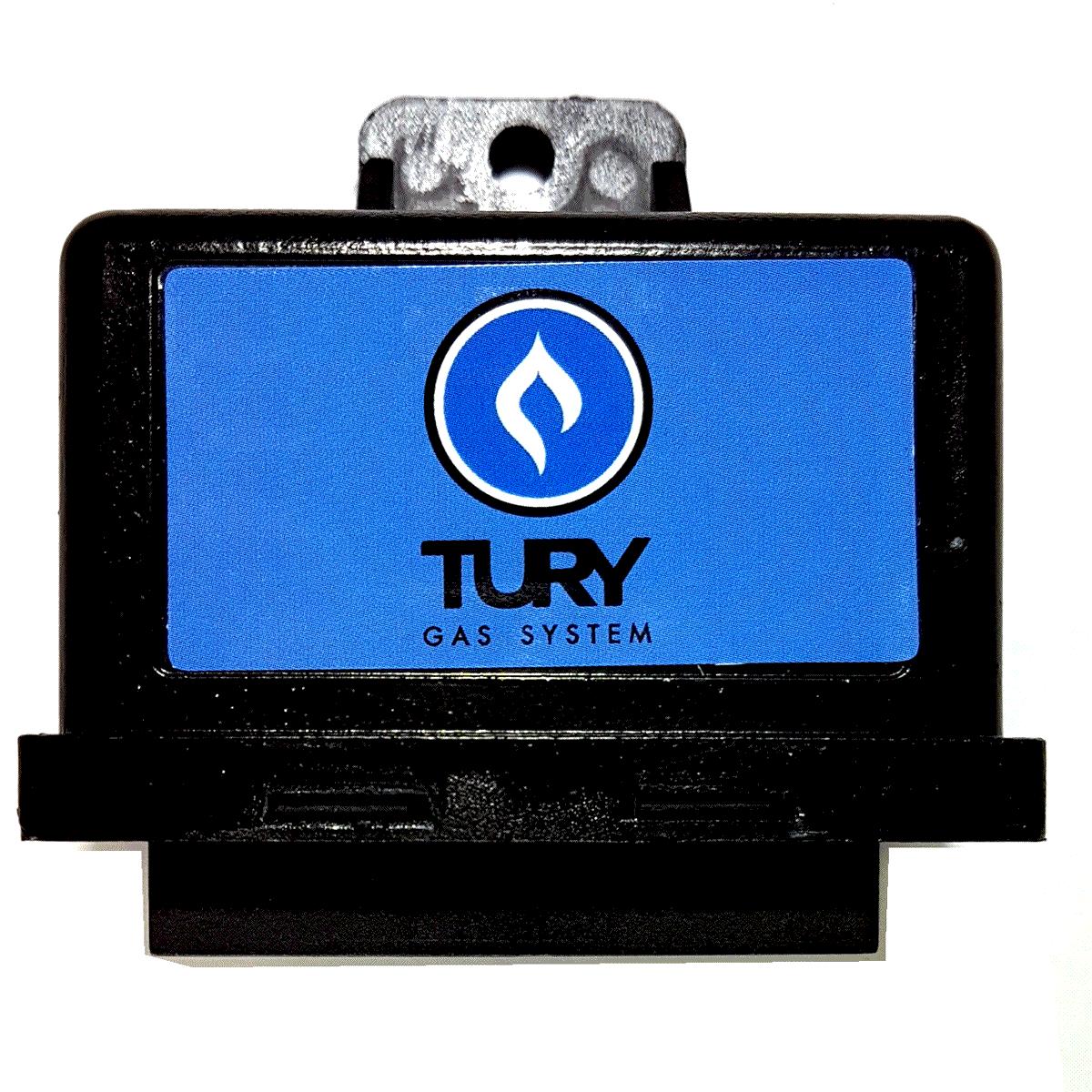Emulador de 4 Bicos Fiat 16V T54B c/Chicote TURY GAS