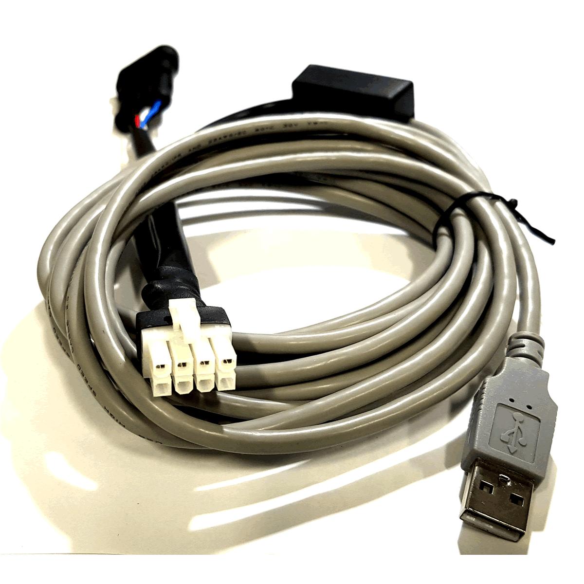 Interface Programação USB GNV 5ª geração STAG - TURY GAS