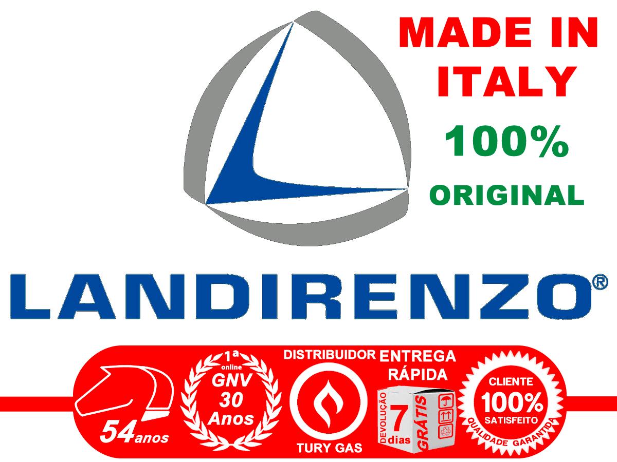 Kit 2 Válvulas Landi Renzo Italianas Abastecimento e Cilindro