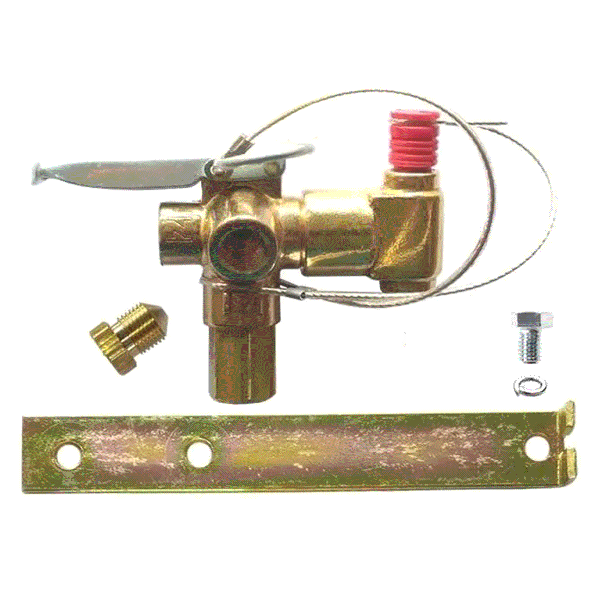 Kit 3 Válvulas GNV ITA Abastecimento Interno Caput